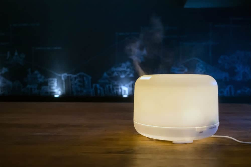 URPOWER Square Essential Oil Diffuser Review