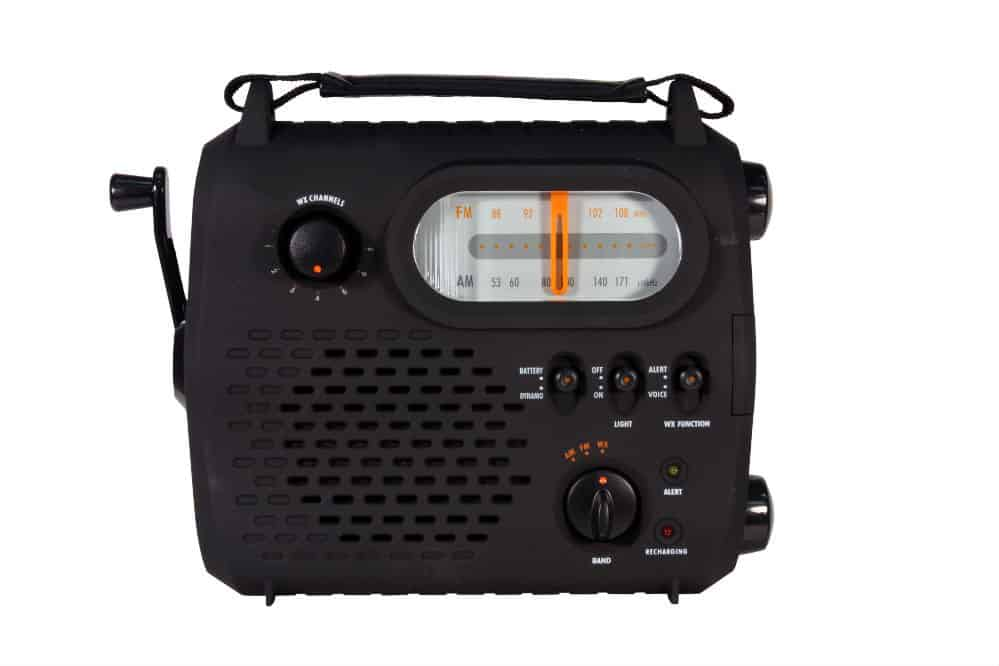 What are NOAA Weather Radio Frequencies?