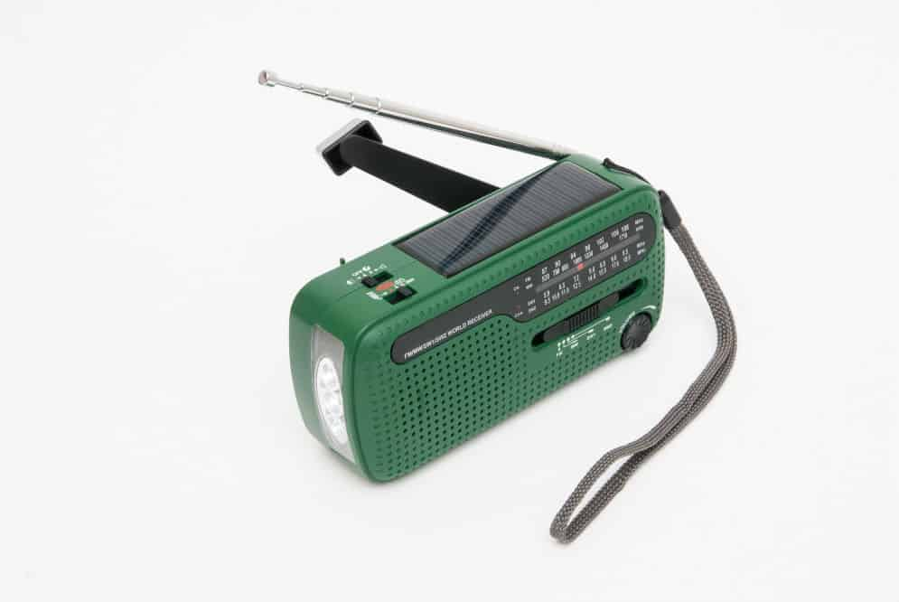 What is a Crank Radio?